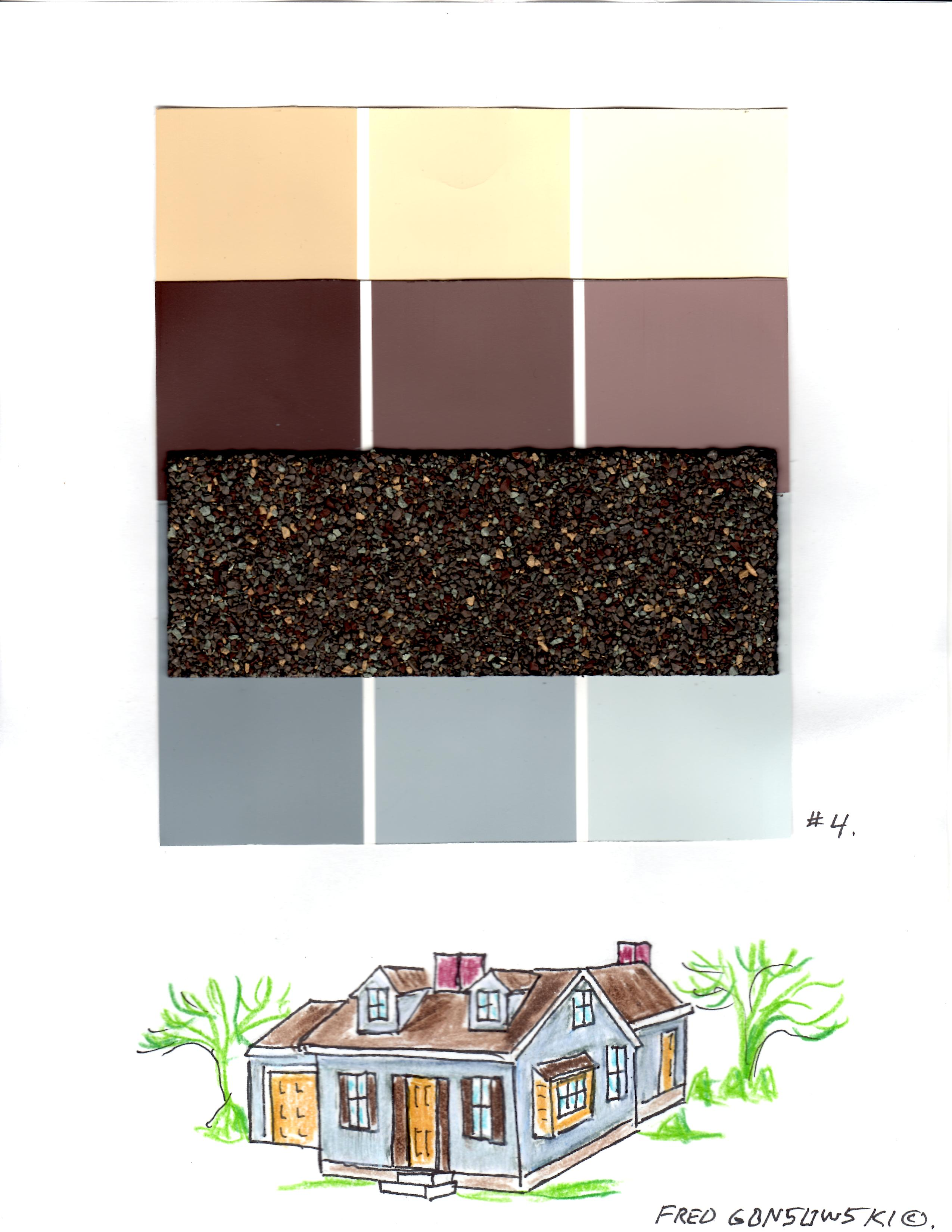 Picking the Right Paint or Siding Color(s) for your House | Fred ...