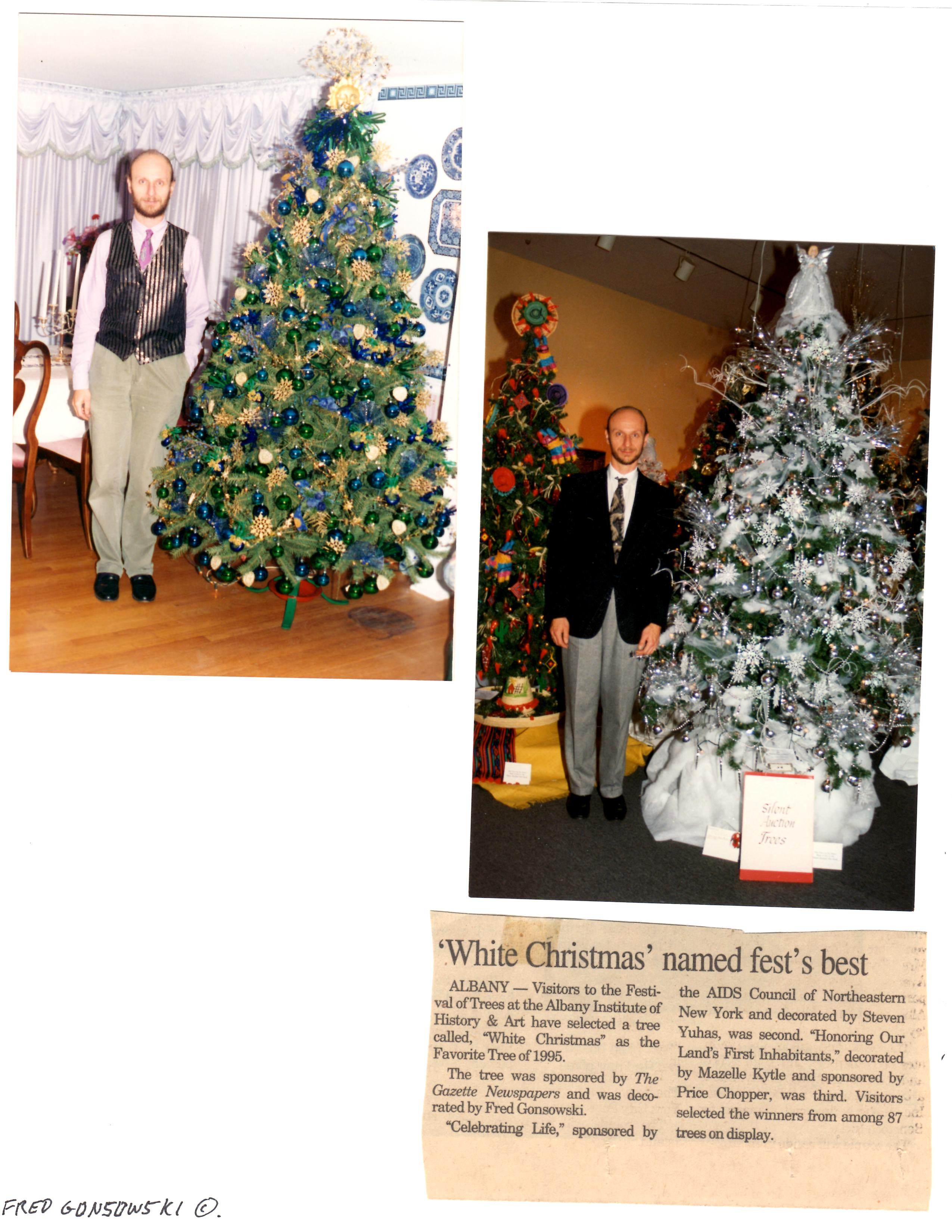 Christmas Tree Decorating Step By Step Like A Pro Fred Gonsowski Garden Home