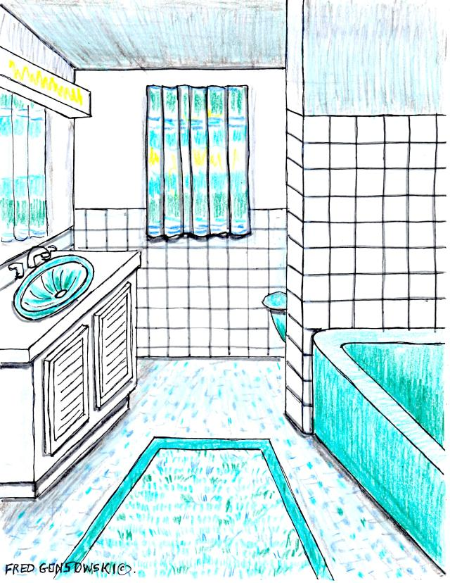 Two easy projects to make your bathroom shine cleaning your bathroom tile and grout with oxi - Make bathroom shine ...