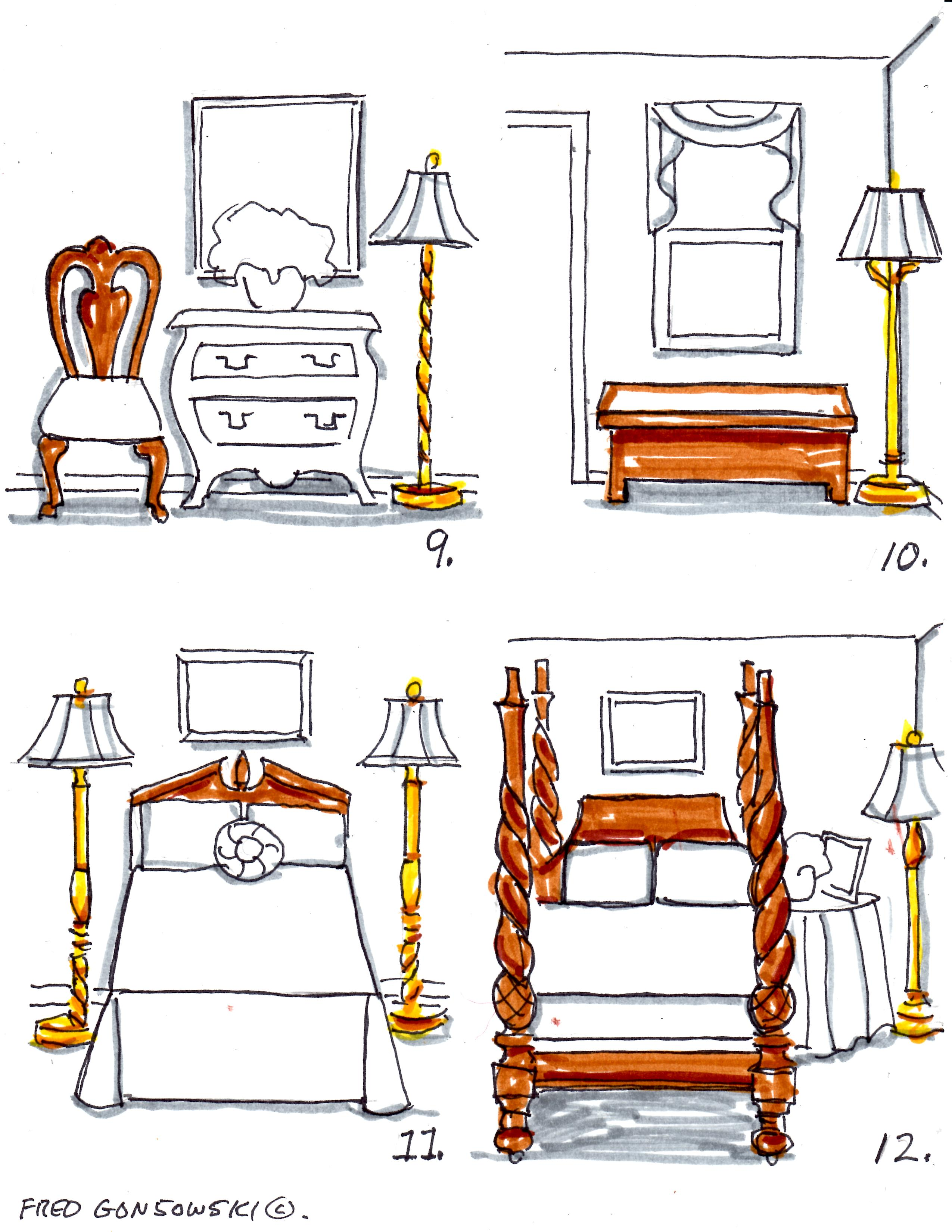 The answer to can you put a floor lamp next to a sofa fred the chair is perfect for sitting down and putting on over shoes and the floor lamp is a welcome light left on during the evening mozeypictures Gallery