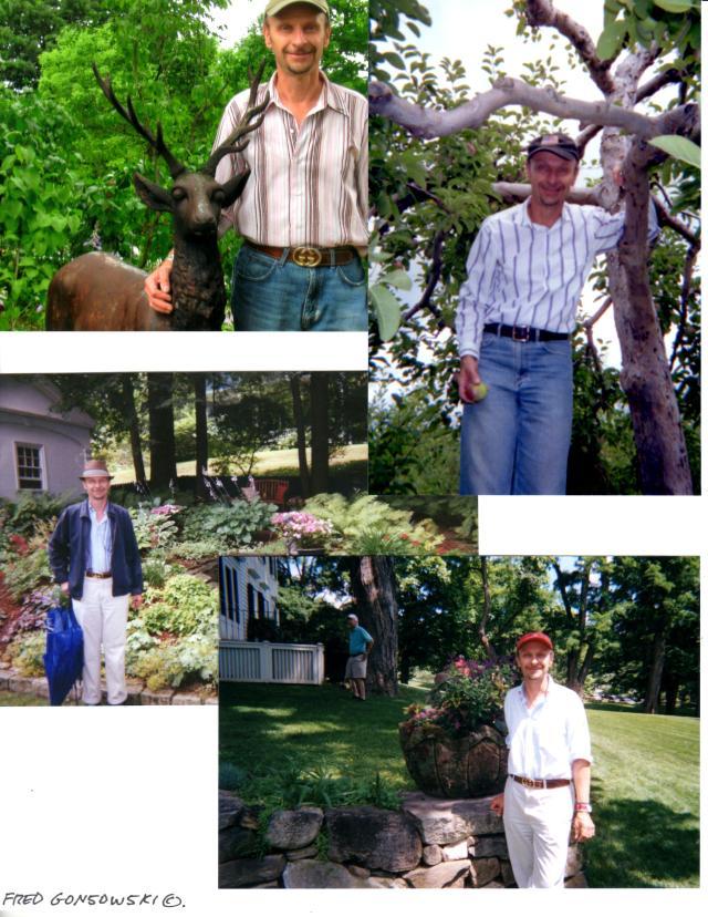 Garden Conservancy  Garden Tours