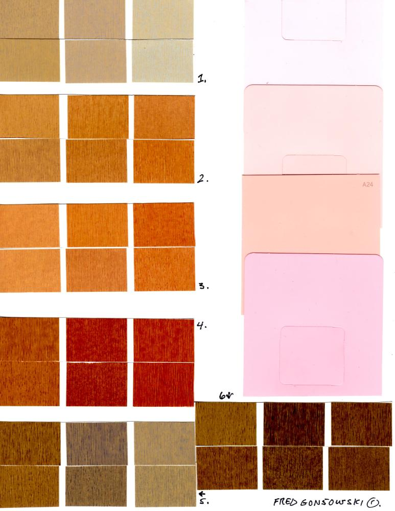 Picking the RIGHT paint colors to go with the wood in your home...Color Theory (4/6)