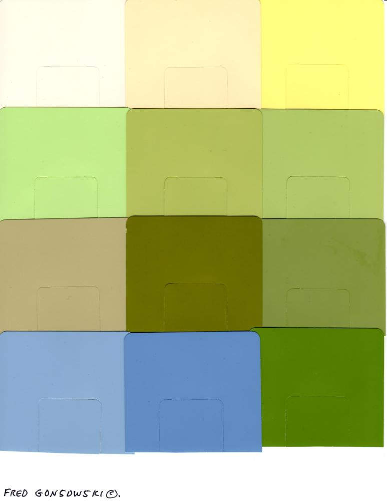 Picking the RIGHT paint colors to go with the wood in your home...Color Theory (5/6)