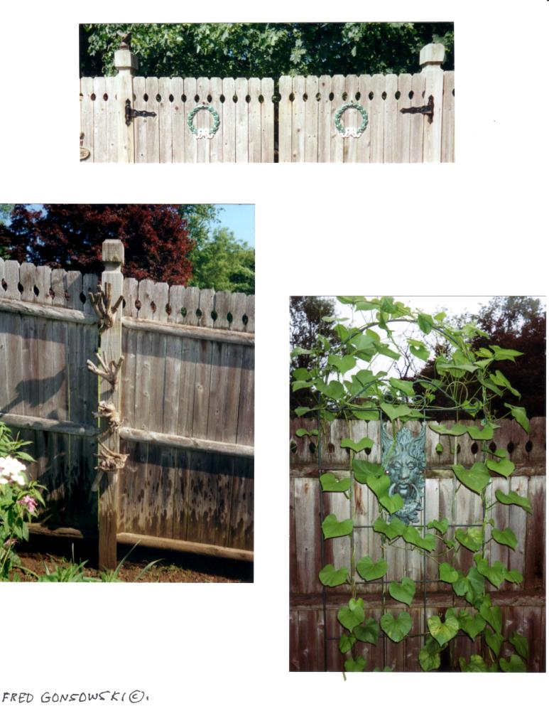 Some ideas about using Garden Ornaments, they add that Finishing Touch to a Garden (3/6)