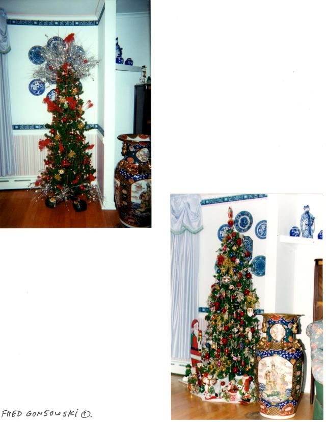 More Dining Room Trees