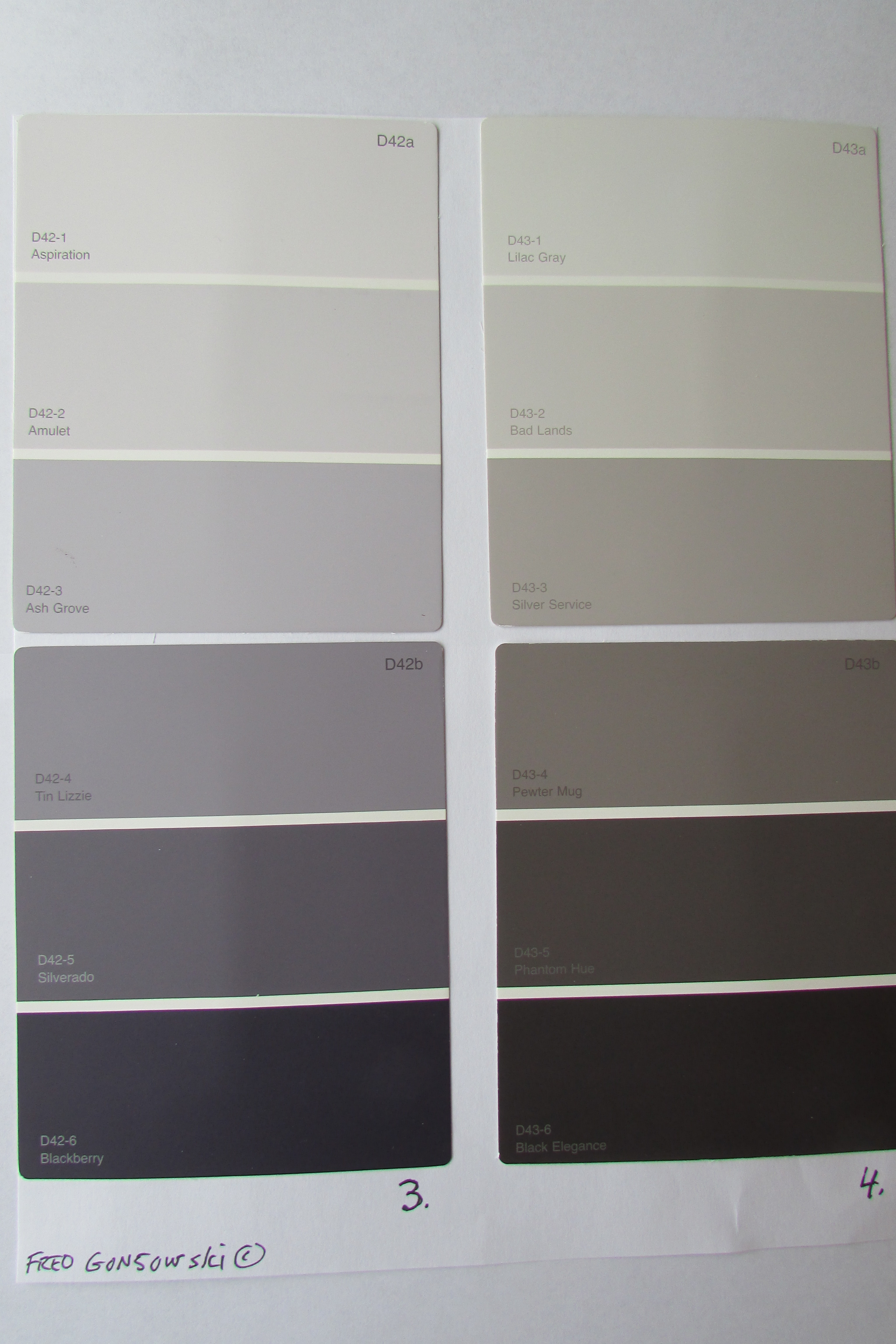 How To Pick The Perfect Gray Paint A Popular Color