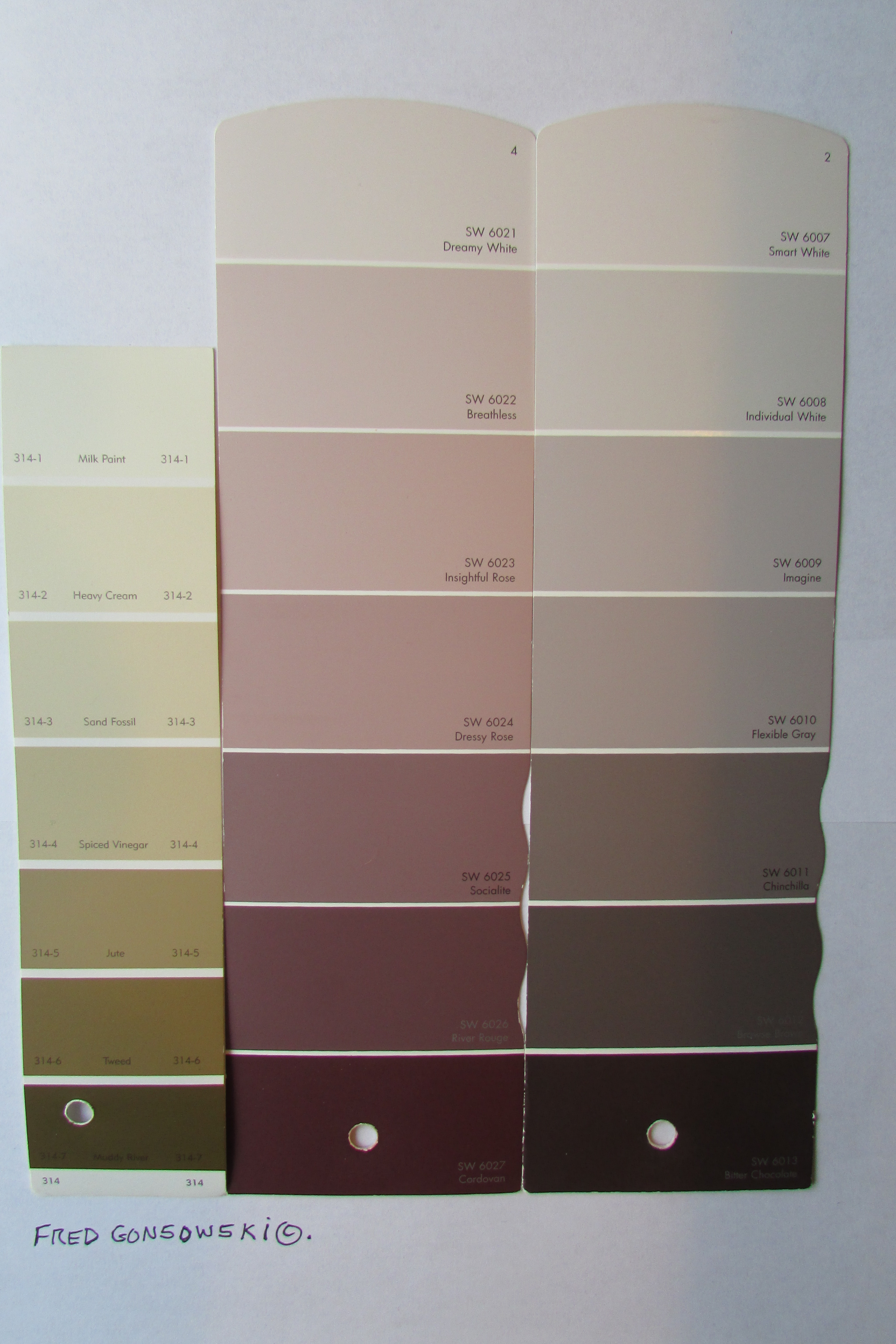 Picking Paint Colors for a Small