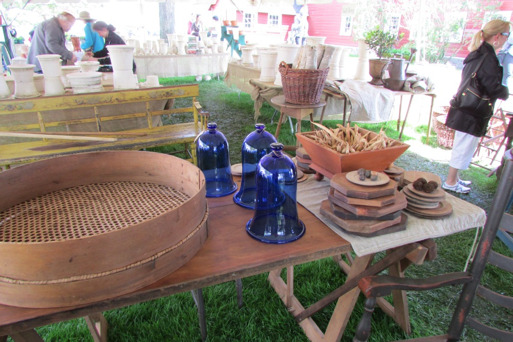 Martha was there and so was I, TRADE SECRETS CT. Sharon Connecticut (6/6)