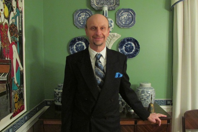 A photo of me, Fred Gonsowski, writer of Fred Gonsowski Garden Home.