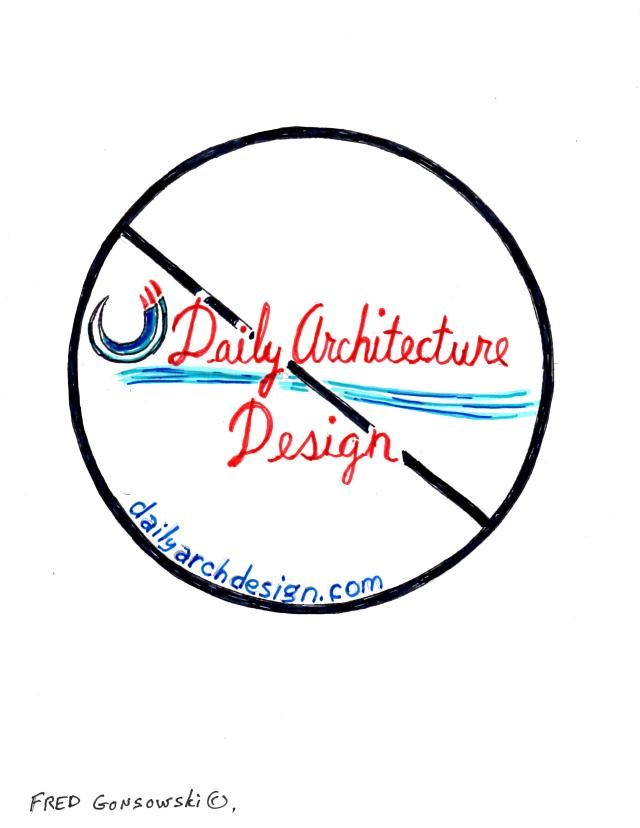 Daily Architecture Design (dailyarchdesign.com) stop using my posts on your website!