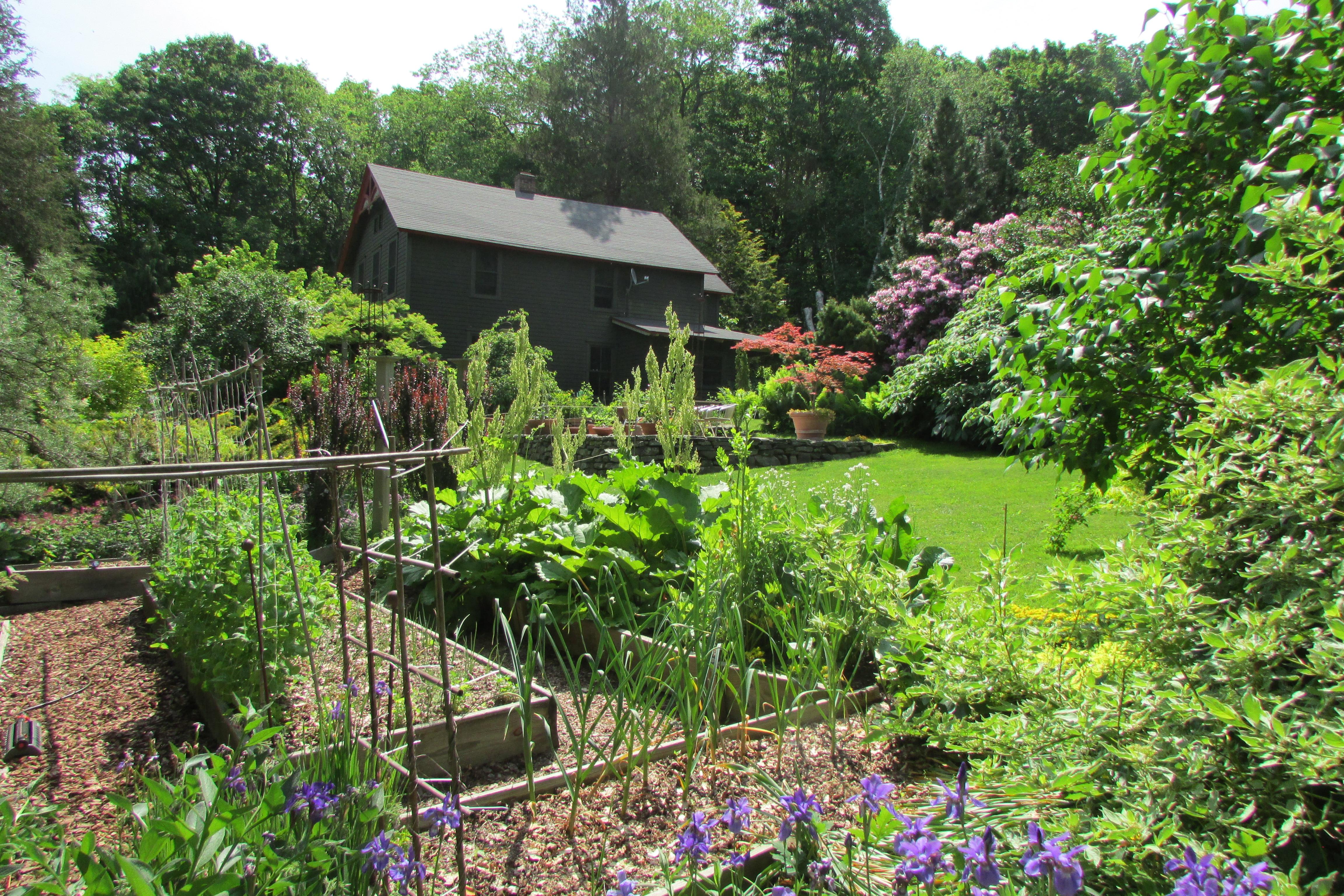 Open Days Garden Conservancy 2016 Garden Ftempo