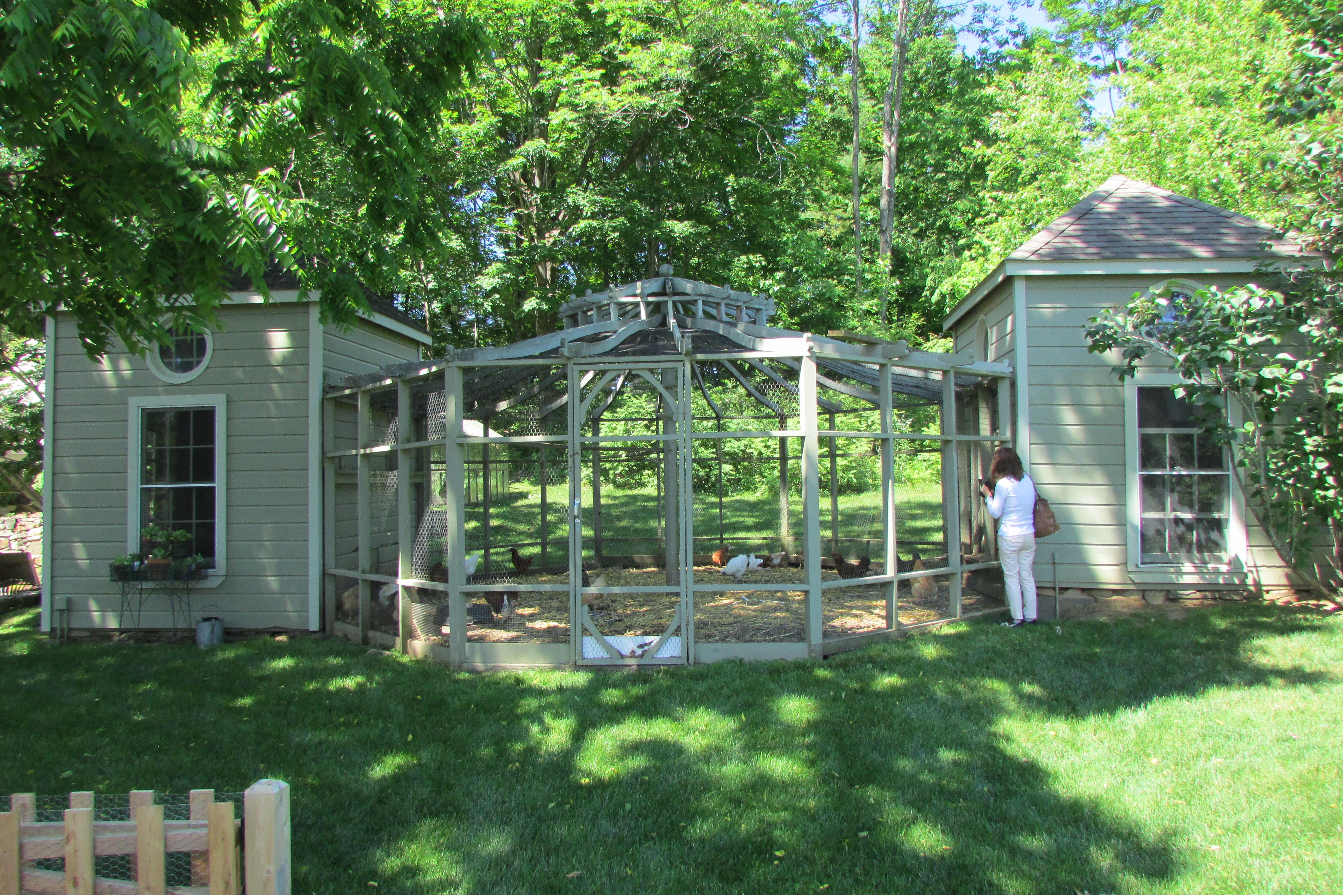 Visiting Bunny Williams And John Rosselli S Garden In Falls