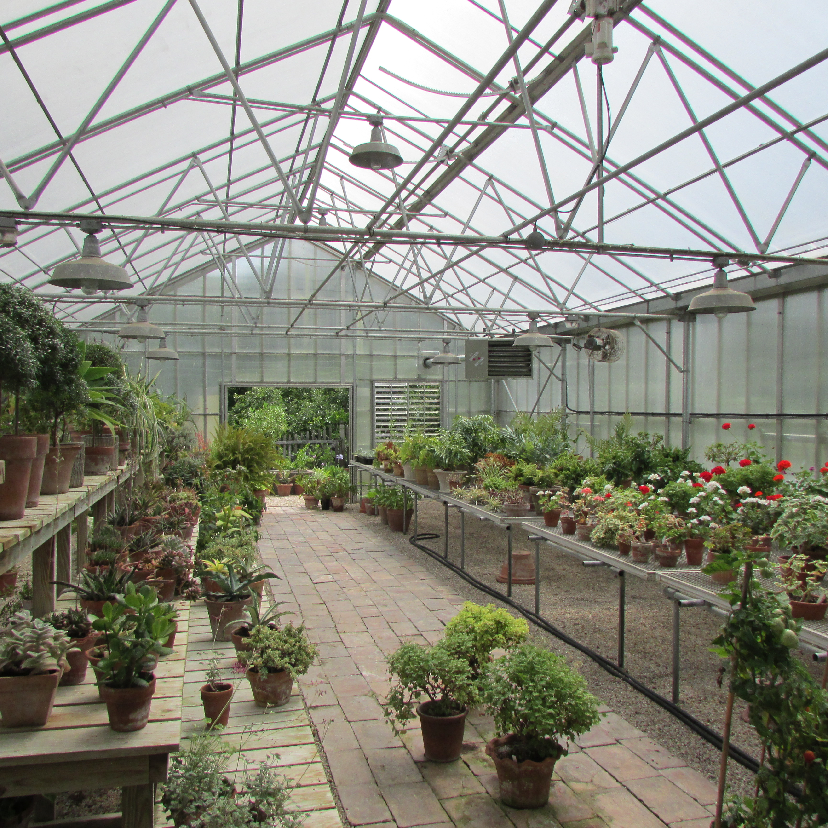Visiting Bunny Williams And John Rosselli's Garden In